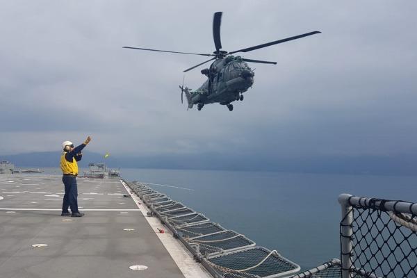 A operação foi resultado de um mês de estudos de um Grupo de Trabalho Interforças, coordenado pelo Estado-Maior Conjunto das Forças Armadas