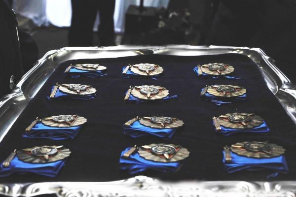 Concedida pelo Governo de Minas Gerais, a Medalha Santos-Dumont foi criada em 1956 para comemorar o primeiro vôo do 14-Bis