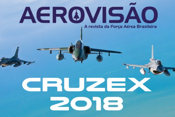 Revista Aerovisão está disponível online em versão bilíngue Português/Inglês