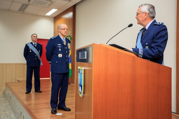 Tenente-Brigadeiro Rossato ressaltou importância do trabalho do COMAE