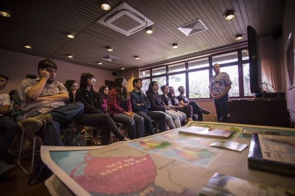 Evento reuniu instituições de ensino e pesquisa
