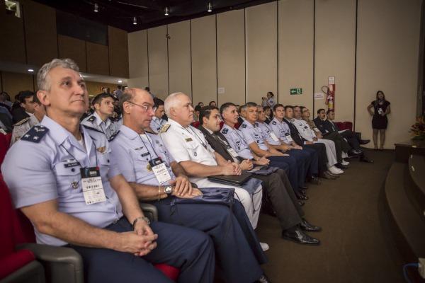 Oficias-Generais participaram do SERFA 2018