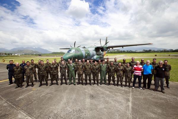 Exercício Operacional de Busca e Salvamento reuniu 42 militares durante 16 dias no Rio de Janeiro (RJ)