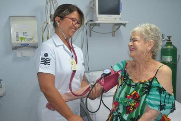 Atendimento vai além da enfermagem