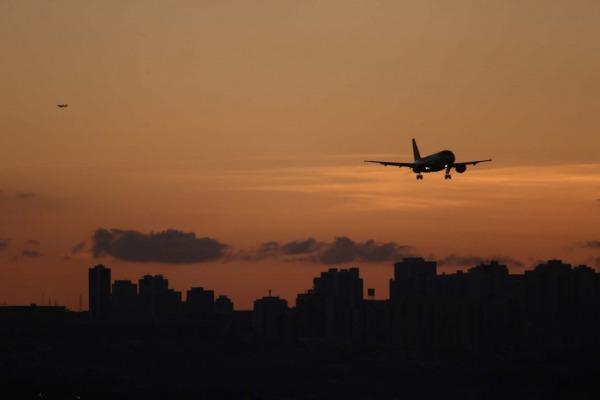 Benefícios incluem a redução da espera da aeronave no ar