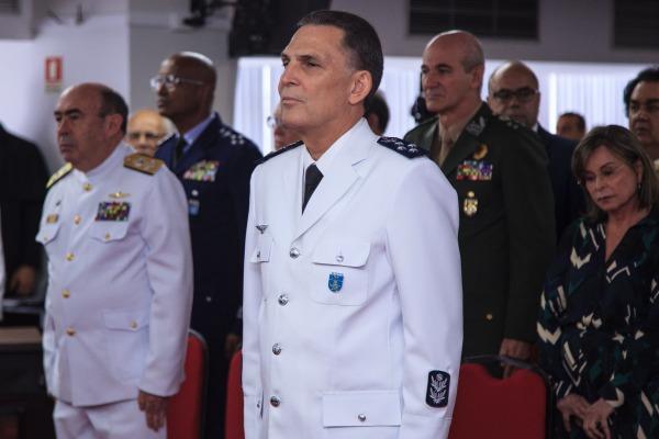 O oficial ocupa uma das três vagas destinadas à FAB