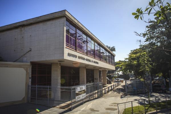 Prédio é atual sede do Instituto e foi inaugurado em 1938