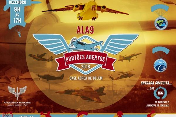 Visitantes conhecerão de perto as atividades desenvolvidas pela Força Aérea Brasileira na região