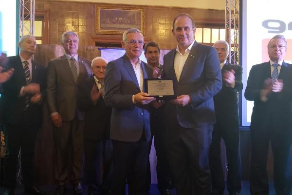 O evento contou com homenagens e imposição da Medalha SOMAERO
