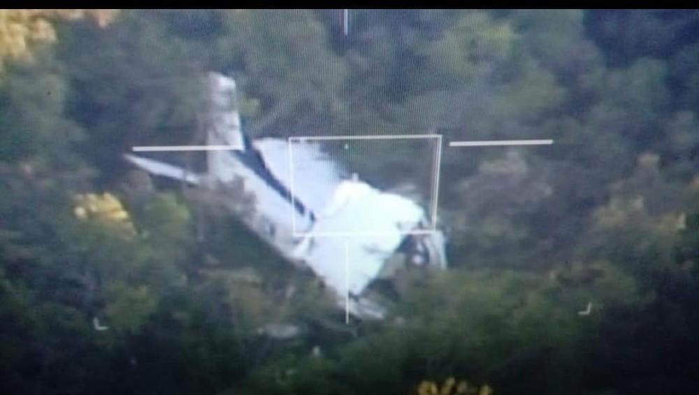 Aeronave acidentada foi localizada pela FAB