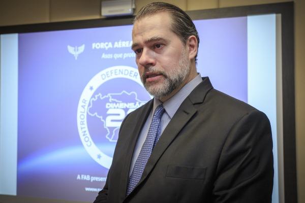 Presidente do STF falou sobre cooperação entre as instituições
