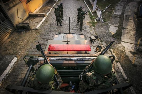 Conheça mais do trabalho dos militares de Infantaria da Força Aérea Brasileira