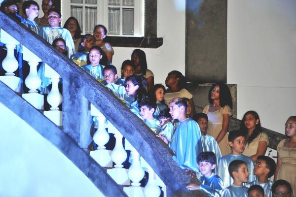 EPCAR foi palco de Cantata de Natal