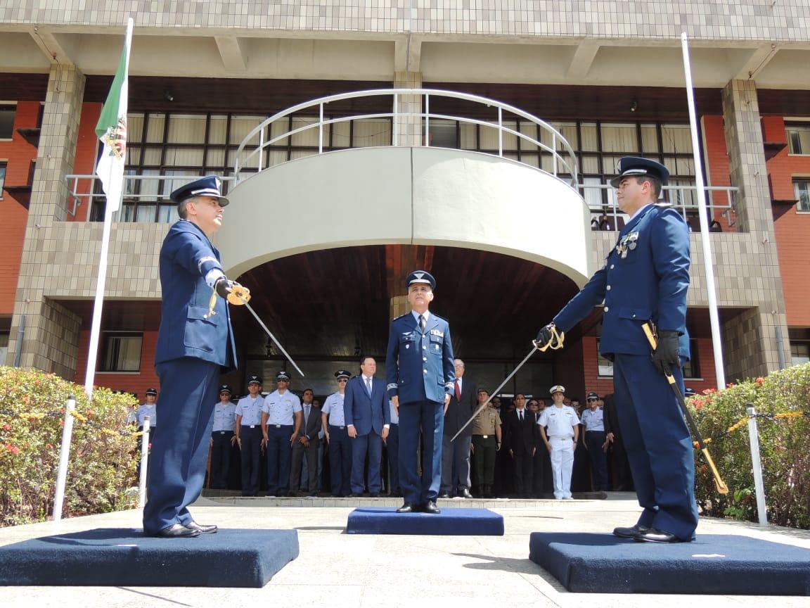 Durante o evento autoridades civis e militares ressaltaram as potencialidades do Centro de Lançamento brasileiro