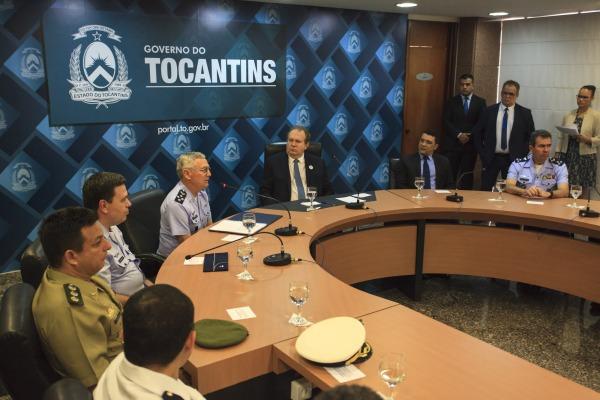 Governo do Estado doará mais de 1.300 hectares para a construção militar