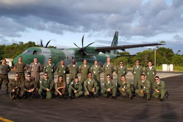 Operação verificou a capacidade de o avião operar na pista com diferença de altura de 43 metros entre as cabeceiras