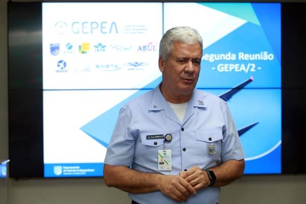 Encontro contou a presença de diversos representantes da comunidade aeronáutica