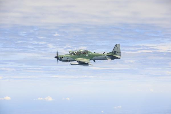 Caças A-29 também estarão à disposição do COMAE no dia do evento