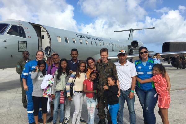 Hospital Central de Aeronáutica, do Rio, já enviou nove militares