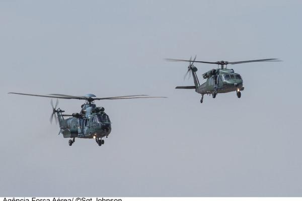 Nos últimos meses, os helicópteros da FAB têm sido protagonistas de resgates de sucesso e ascendido a novos patamares operacionais