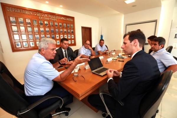 Encontro tratou de propostas integradas para a aviação durante o ano, como os desafios para a Copa América de Futebol