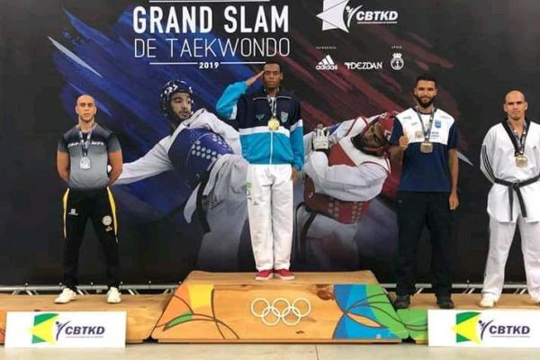 Três atletas de alto rendimento da FAB participaram da competição no Rio de Janeiro