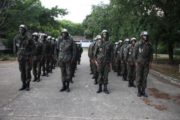 Atletas passam a compor equipe que se prepara para os VII Jogos Mundiais Militares