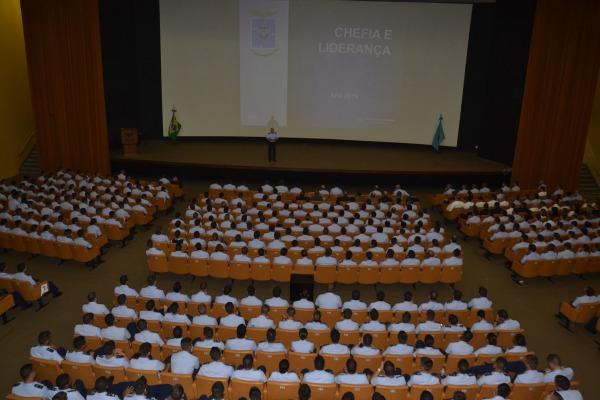 Evento estimulou reflexão sobre o que a Força Aérea espera de cada cadete