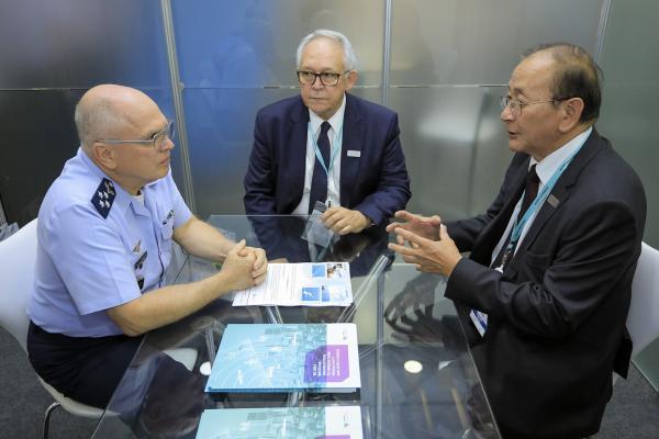 Objetivo dos encontros é fomentar a indústria nacional e conhecer novas tecnologias