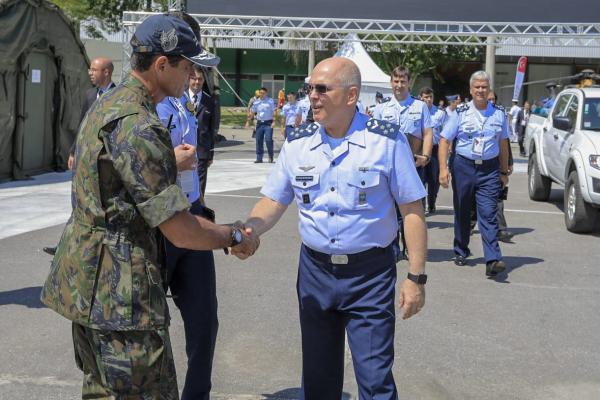 Maior feira de segurança e defesa da América Latina contou com Forças Armadas e Auxiliares, órgãos governamentais e empresas nacionais e internacionais