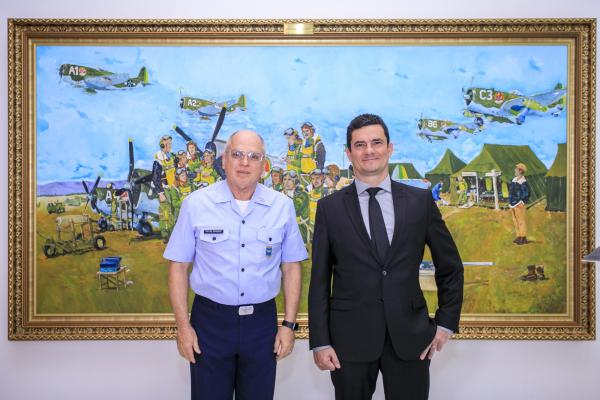 Encontro aconteceu em Brasília e contou com a presença de Oficiais-Generais do Alto-Comando da FAB