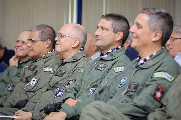 Comandante da Aeronáutica participou do evento