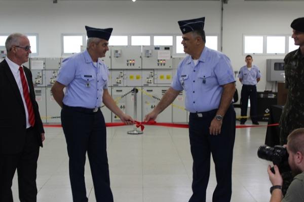 Investimento possibilitará total operacionalidade, de forma autônoma, da Guarnição de Aeronáutica de Santa Maria
