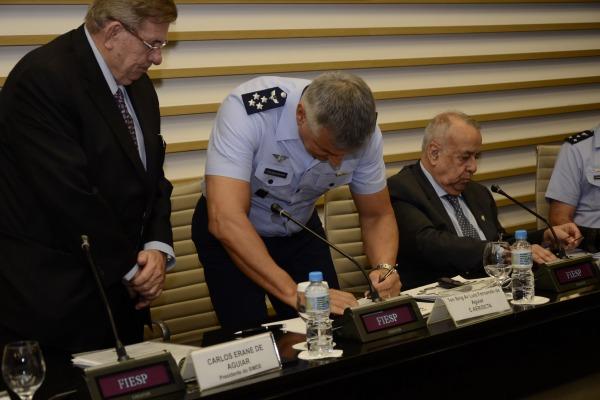 Sindicato Nacional das Indústrias de Materiais de Defesa criou comitê que irá se dedicar à questão espacial, em parceria com a FAB e a Fiesp