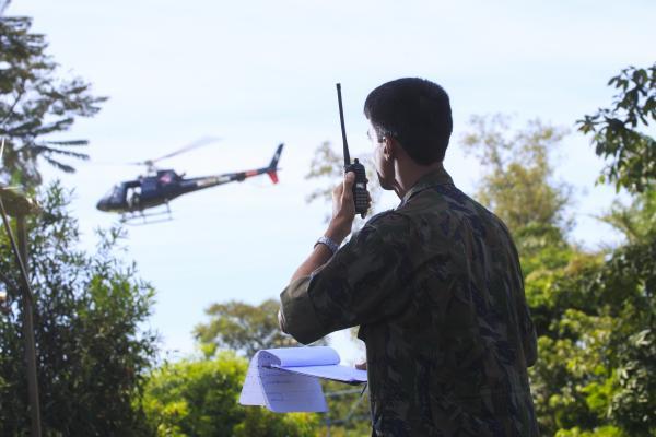 Publicação é feita pelo Departamento de Controle do Espaço Aéreo e trouxe como destaque o trabalho da Organização Militar em Brumadinho