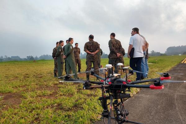Organizações Militares da FAB realizaram ensaios em São José dos Campos (SP)