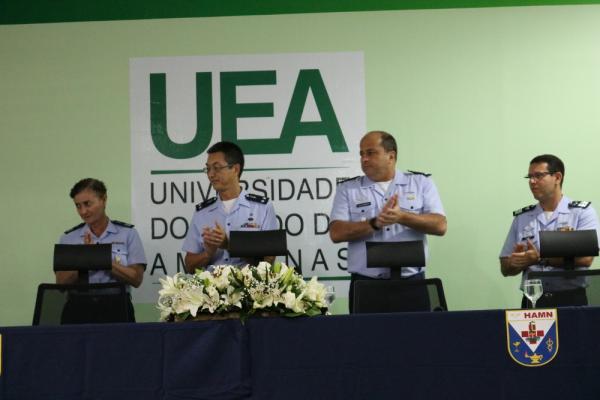 Evento aconteceu no último sábado (4) em comemoração ao 16º aniversário do Hospital de Aeronáutica de Manaus
