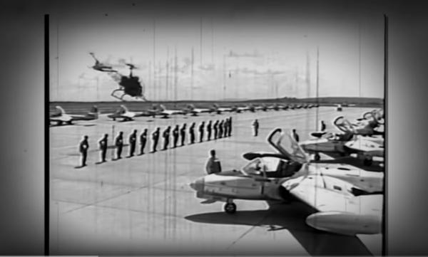 Vídeo conta a história da chegada das aeronaves T-37C e traz relatos dos aviadores da época