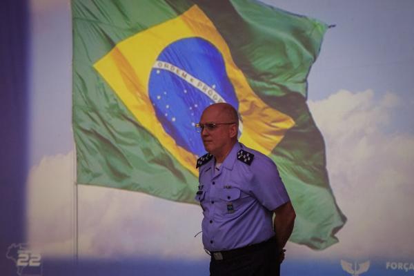 O Comandante falou sobre a Reestruturação da Força Aérea Brasileira e sobre os Projetos Estratégicos da Força