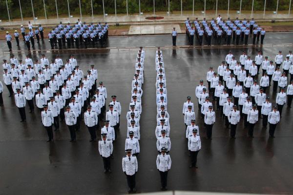 Médicos, dentistas, farmacêuticos, engenheiros, oficiais de apoio e capelães concluíram formação no CIAAR
