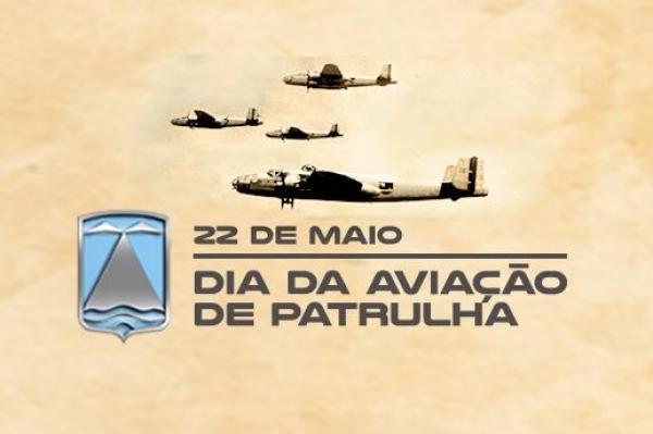 Dia da Aviação de Patrulha é celebrado em 22 de maio