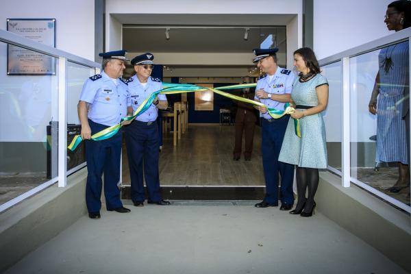 Inauguração da Sala Histórica