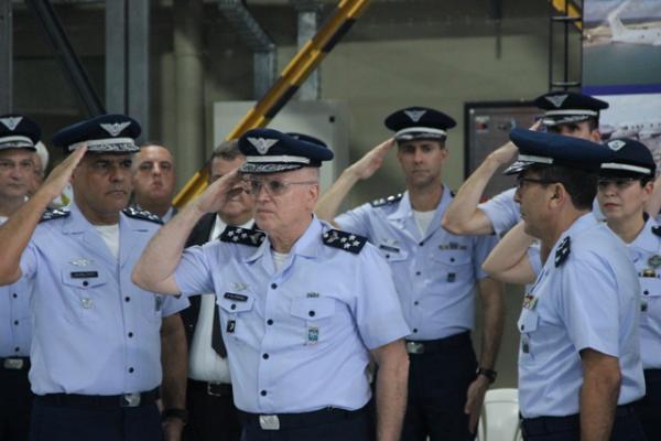 Durante a solenidade foi realizada a entrega de medalha Mérito Operacional Brigadeiro Nero Moura e do Prêmio Magalhães Motta