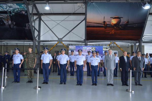 Solenidade foi marcada por homenagens a ex-comandantes e pela premiação do Destaque Segurança de Voo 2019