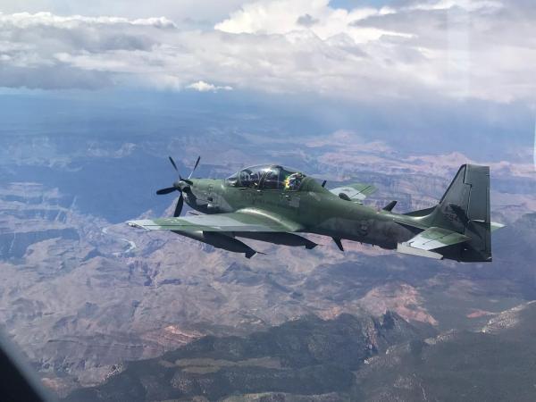 Dentre as missões a serem executadas, destaca-se o Apoio Aéreo Aproximado