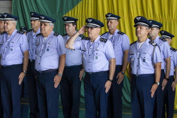 Cerimônia foi realizada na Ala 1, em Brasília (DF), com a presença do Comandante da Aeronáutica