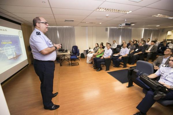 Evento teve como objetivo a interoperabilidade global de dados e informações relacionadas ao gerenciamento do tráfego aéreo (ATM)