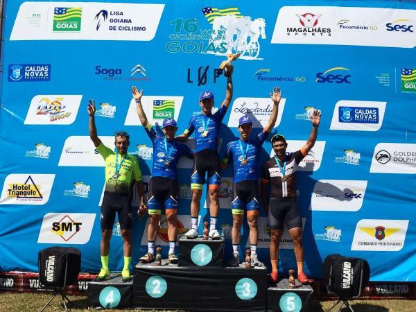 Atletas conquistaram medalhas em diversas modalidades