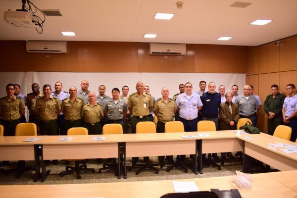 Evento busca a integração das Forças Armadas em assuntos técnicos na área cibernética