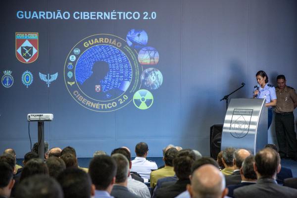 Comando de Defesa Cibernética coordenou Exercício interagências no Setor Cibernético, em Brasília (DF)